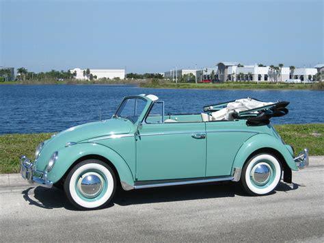 volkswagen beetle classic convertible 1960 vw volkswagen beetle convertible classic beetle