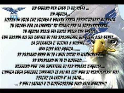 Testo Inno Lazio by So Du Ore Canzone Ufficiale Daje Lazio