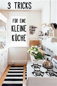 Küche Gemütlich Einrichten : kleine k che einrichten schmaler raum offene regale k chen pinterest ~ Markanthonyermac.com Haus und Dekorationen