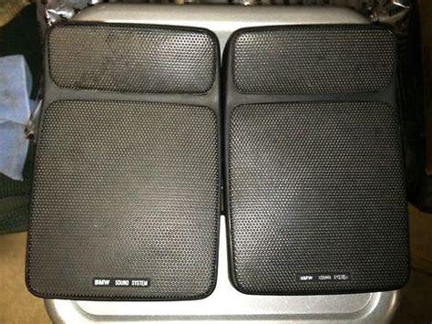 buy bmw   es  rear black premium speaker