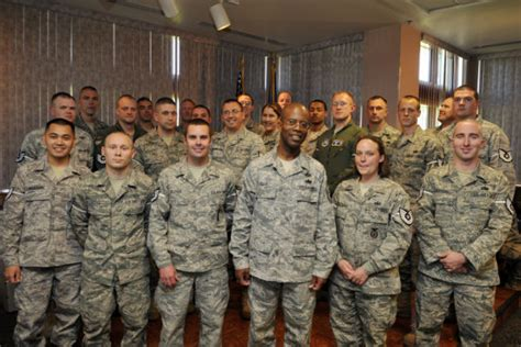 Over 8,000 Promoted to Air Force Tech Sergeant