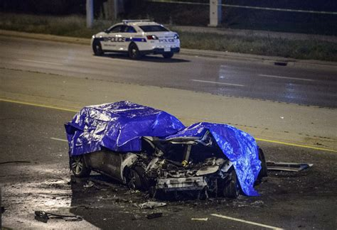 Two Sisters Among 4 Dead In Brampton Car Crash That Left