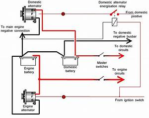 Chevy 350 Alternator Wiring Diagram