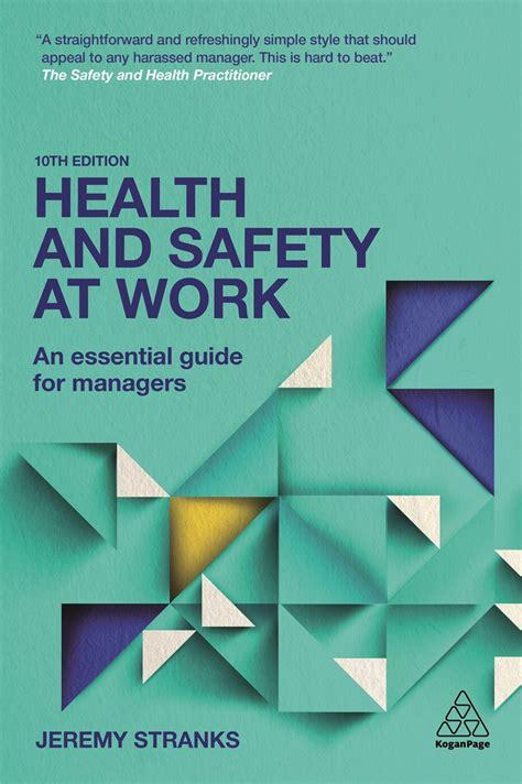 health  safety  work