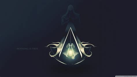 assassins creed   true  hd desktop wallpaper