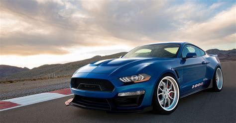 shelby  mustang official  details specs