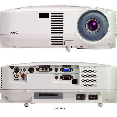 nec vt695 l design nec vt695 xga projector vt695 b h photo