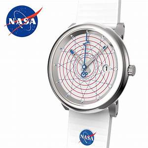 These Sweet NASA Space Watches Don't Have Astronomical Prices