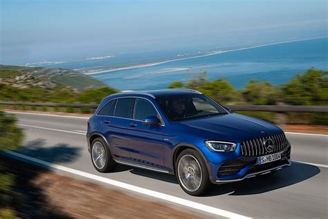 The price of glc 43 coupe starts at rs. 2020 Mercedes-AMG GLC 43 Comes with More Power and New Styling - autoevolution