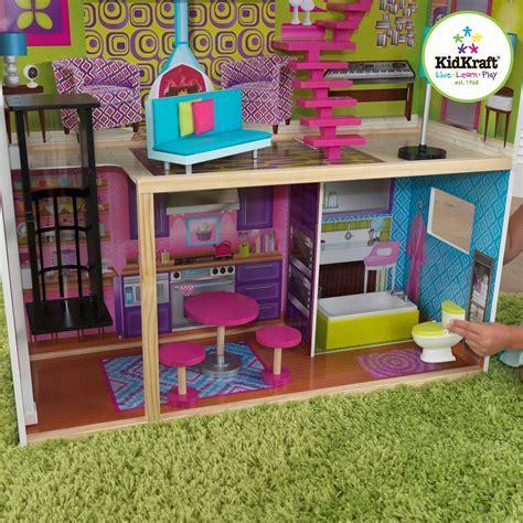 kidkraft my modern mansion dollhouse