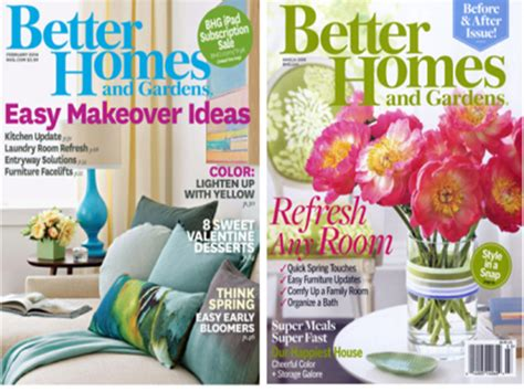 better homes and gardens magazine subscription free subscription to better homes and gardens magazine w sign up blissxo com