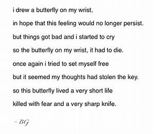 Cutting Poems About Death Quotes. QuotesGram