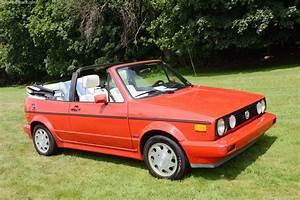 1993 Volkswagen Cabriolet Pictures, History, Value