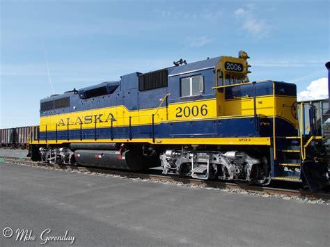 Alaska Railroad Photographs