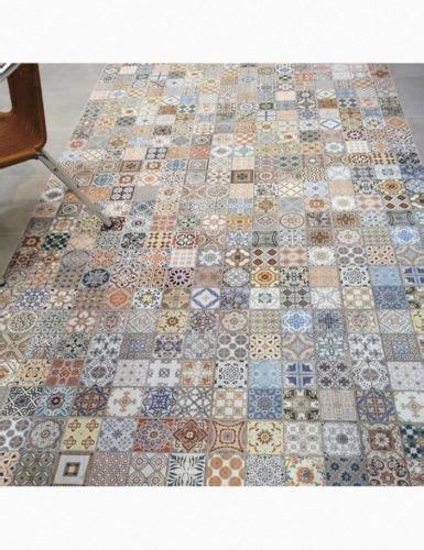 tile in kitchen floor realonda provenza deco 45x45 fliesen bodenfliesen 6156