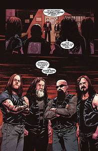 Slayer Teams With Dark Horse Comics for Slayer: Repentless ...