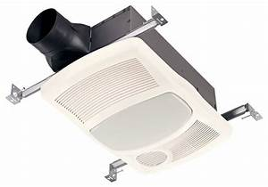 Nutone 100 Cfm Heater And Cfl Light Bath Exhaust Fan
