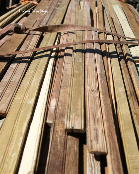 Reclaimed Beadboard For Sale  Living Vintage