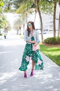 Palm Print Maxi Dress A Southern Drawl