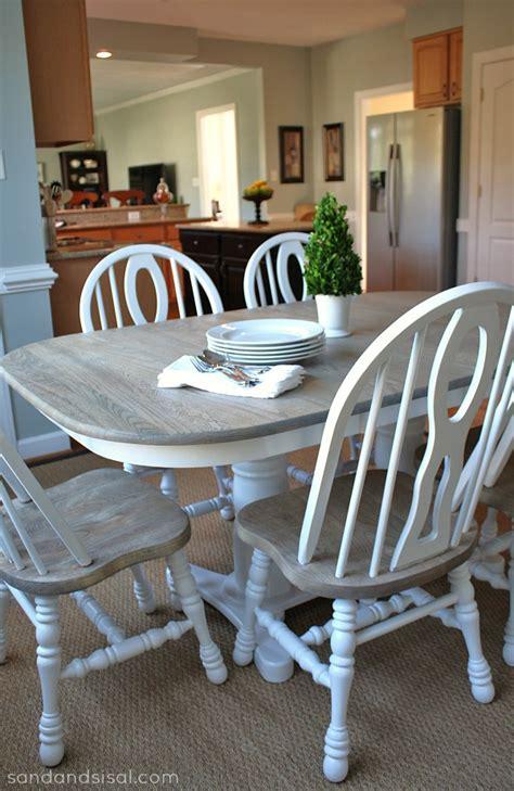 refinish  table sand  sisal