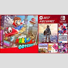 Top 10 Kids Games For The Nintendo Switch Superparent