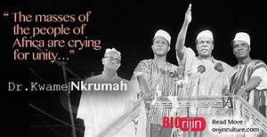 Africa, Face Fo... Dr Nkrumah Quotes