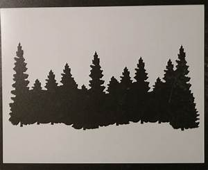 Forest, Pine, Trees