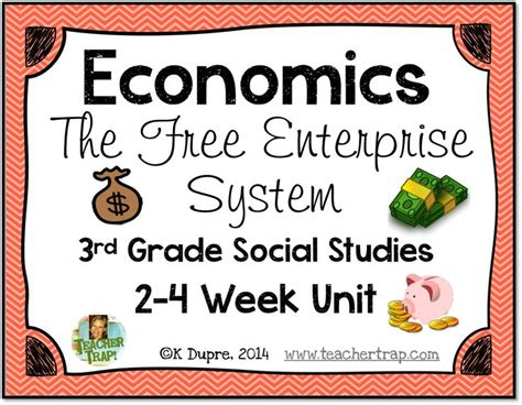 45 Best Images About 3rd Grade Economics On Pinterest  Anchor Charts, Student And Economics Lessons
