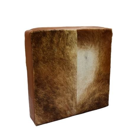 Cowhide Seat by Cowhide Seat Cushion Taxidermy Mounts For Sale And