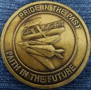 USAF 50th Anniversary Commemorative Challenge Coin ...