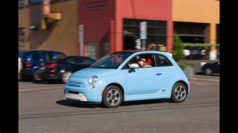 What Is A Fiat by 2015 Fiat 500e Review Test Drive