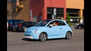2015 Fiat 500e - Review  U0026 Test Drive