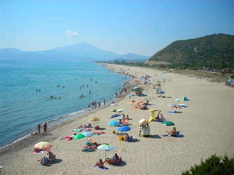 ascea marina spiaggia di marina di ascea cilento spiagge italiane