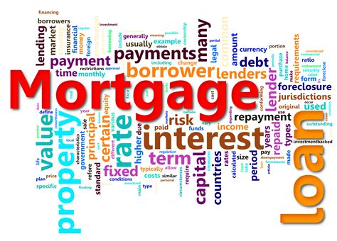 Common Types Of Home Mortgages