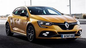 2019 Renault Megane Iv Rs Trophy Tests Drive In Portugal