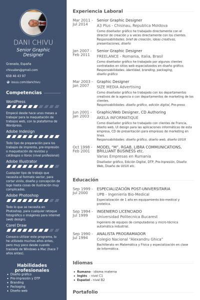 senior graphic designer resume sles visualcv resume