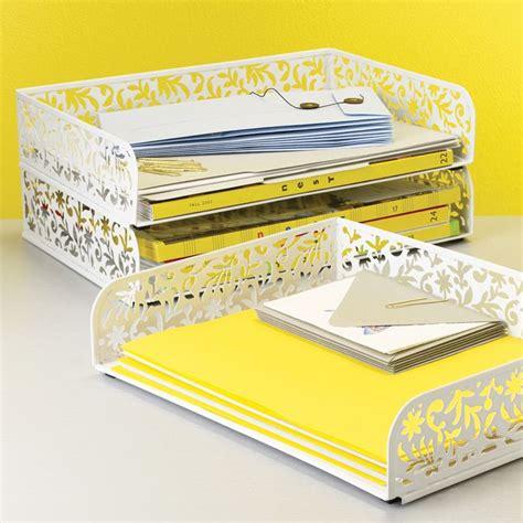 letter tray decorative decorative letter tray