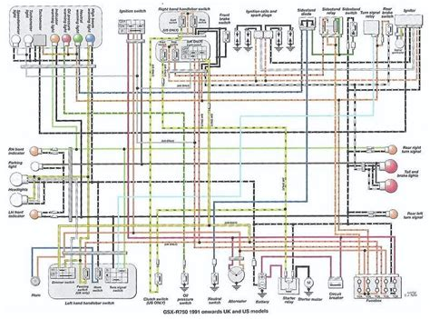 Free Suzuki 750 Katana Wiring Diagram by 1991 Gsxr 750 Wiring Diagram Wiring Diagram