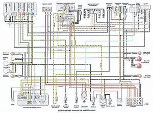 2009 Gsxr 600 Wiring Diagram