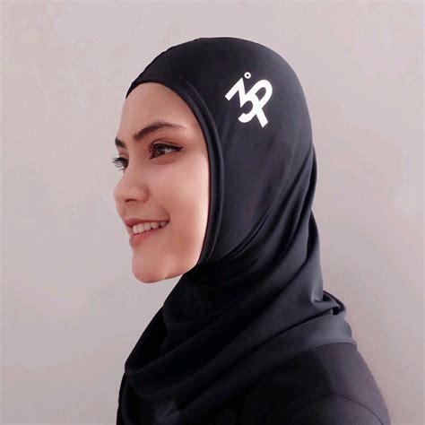 jual tripadma hijab sport basic kerudung olahraga sport