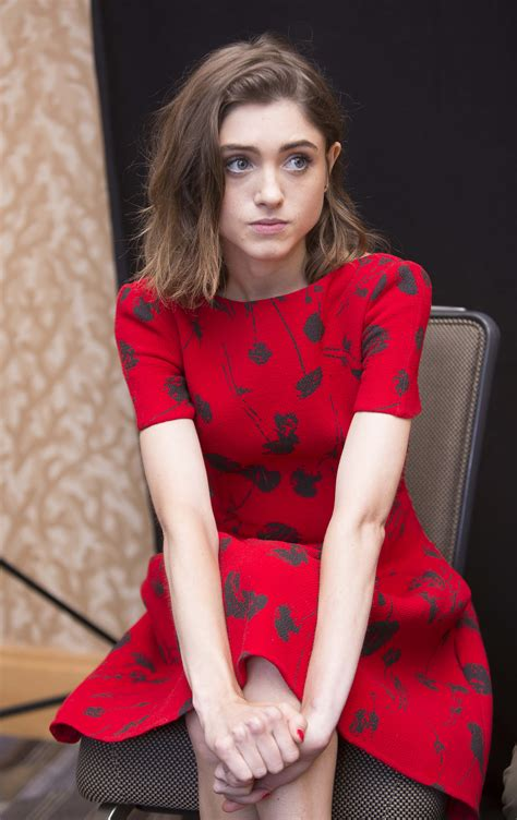 Natalia Dyer Hottest Sexy Near Nude Leaked Young Latest Photoshoot