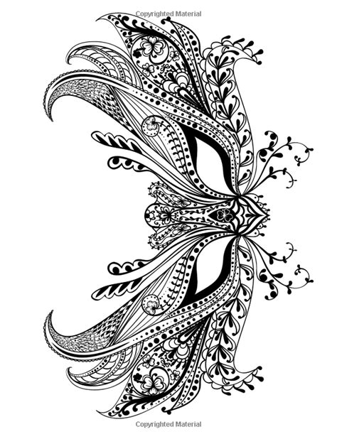 Adult Coloring Book: Butterflies and Flowers : Butterfly