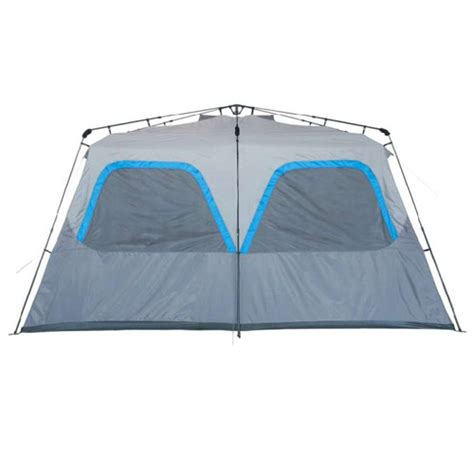 coleman 10 person instant cabin tent coleman 2000012702 14 x 10 foot 10 person instant cabin