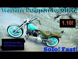 GTA 5 Online: (PATCHED)Western Daemon Location (Harley ...