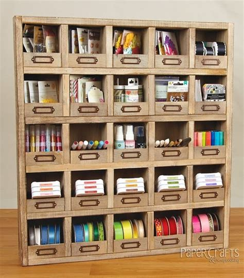 Wonderful & Fun Storage Cubbies Ideas & Inspiration
