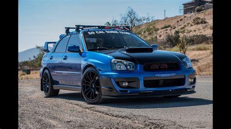 2004 Subaru Wrx Review