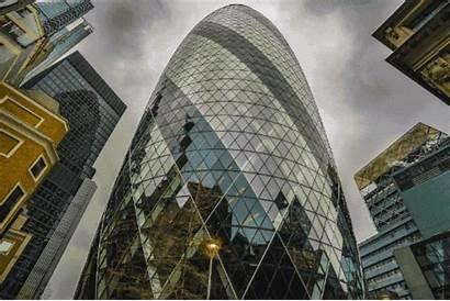 Gherkin Hidden Buildings London
