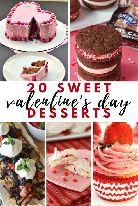 20 Sweet Desserts for Valentine's Day - A Grande Life