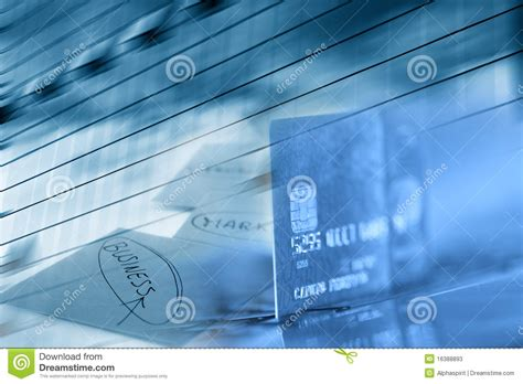 credit card business background stock  image