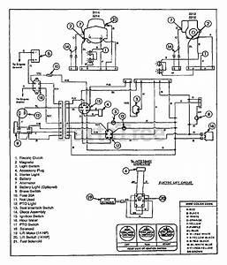 Troy Bilt Mower Wiring Diagram